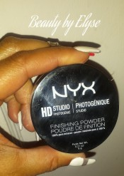 nyx hd powder
