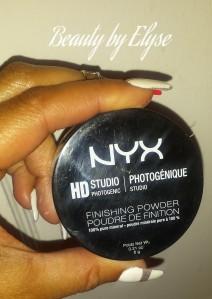 nyx hd studio powder