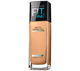 Natural Buff-FitMe-Matte Poreless Foundation