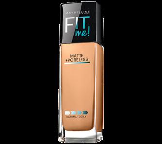Natural Buff-FitMe-Matte Poreless Foundation