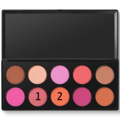 BH cosmetics Pro Blush Palette