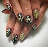 shattered nails