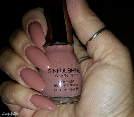 """Sinful Colors """"Tan Lines"""""""